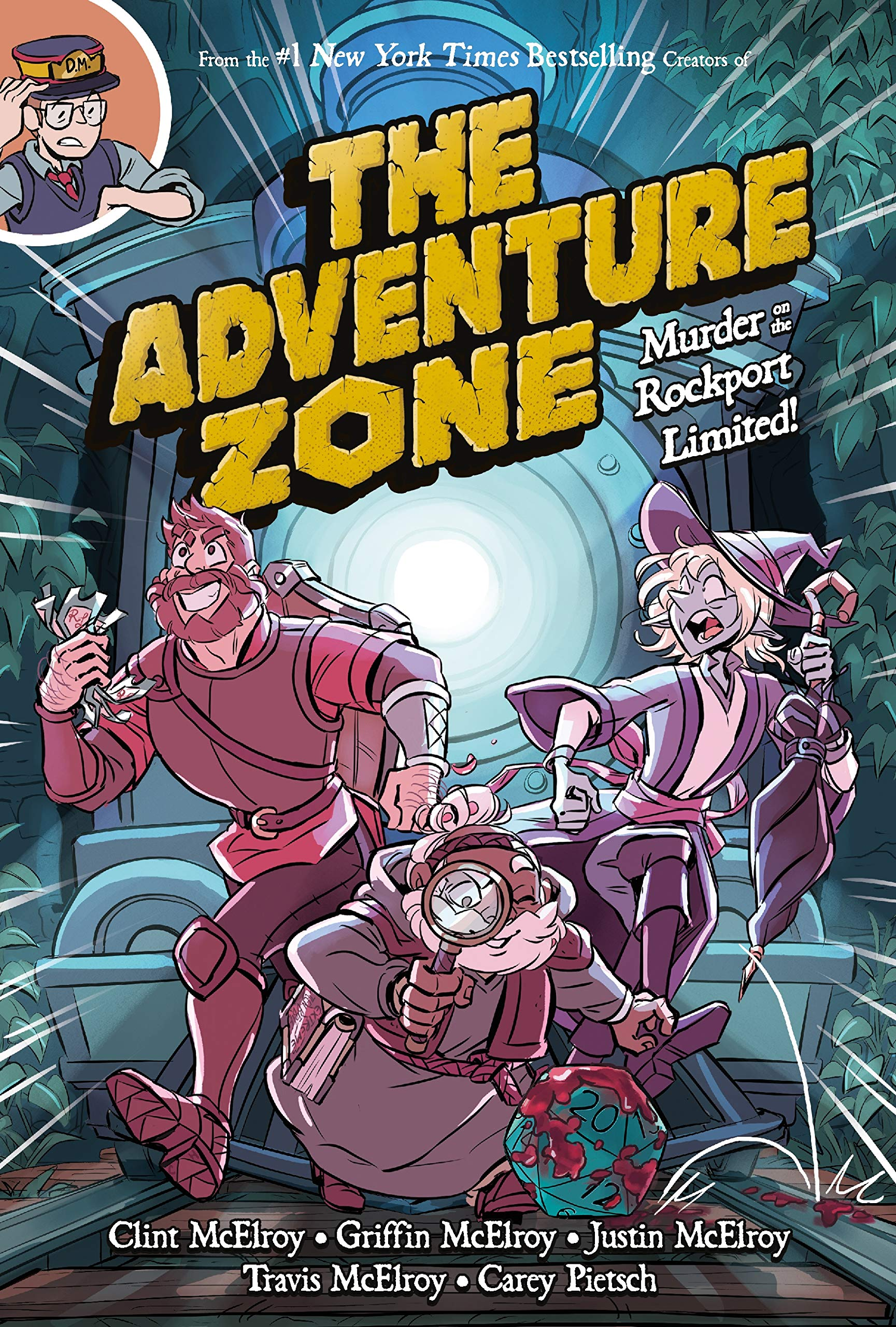 Adventure Zone Returns with Murder on the Rockport Limited!  Den of Geek