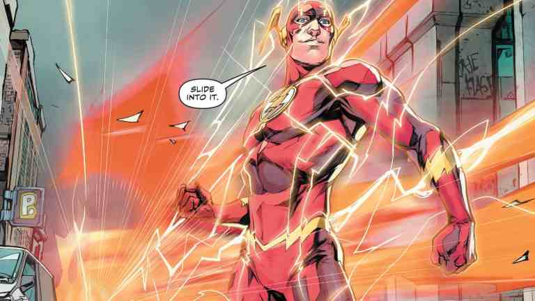 The Flash #75 by Joshua Williamson and Howard Porter