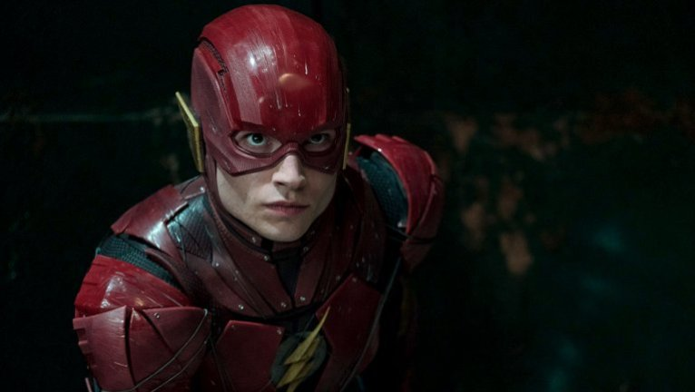 The Flash Movie: Ezra Miller
