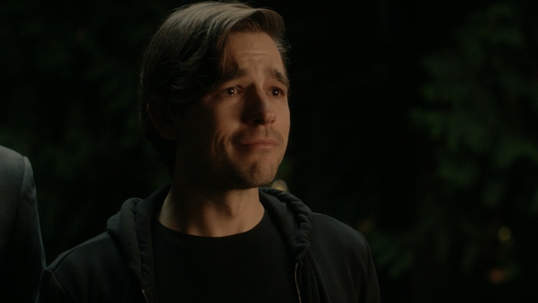 Jason Ralph as Quentin in The Magicians