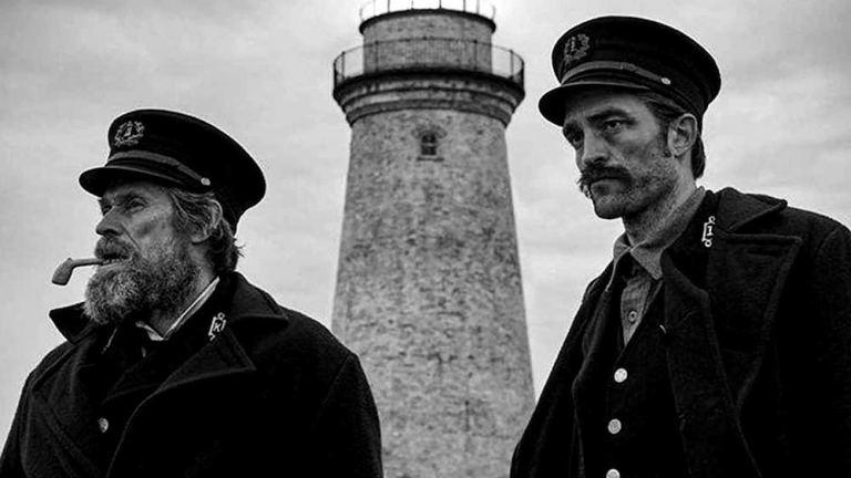 The Lighthouse Horror Movie Trailer Robert Eggers