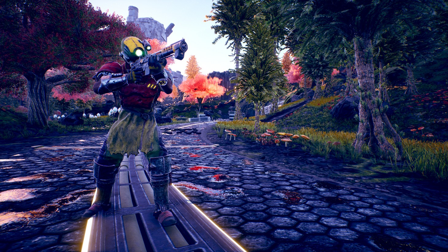 How The Outer Worlds Channels Fallout, Classic Sci-fi, and the Real World | Den of Geek