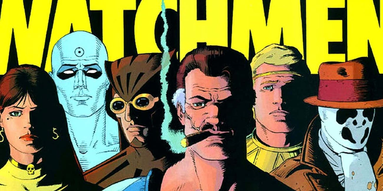 Watchmen From Comics To Movies To Hbo Tv Show Den Of Geek