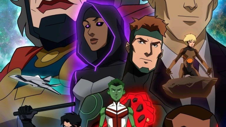 Young Justice Outsiders Season 3 Episode 17 Review
