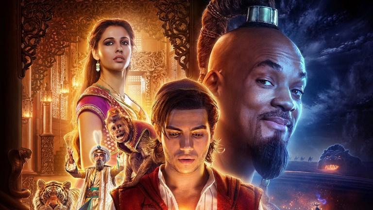 Aladdin Live Action Remake Poster
