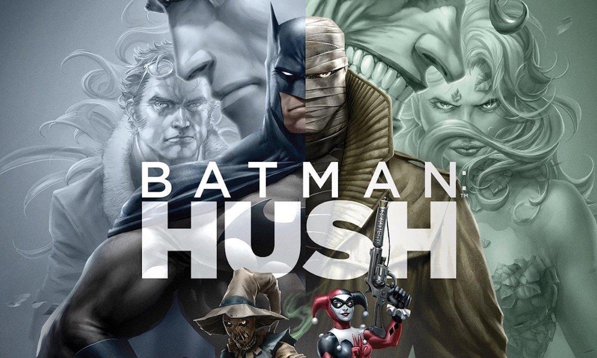 Batman: Hush DC Animated Movie
