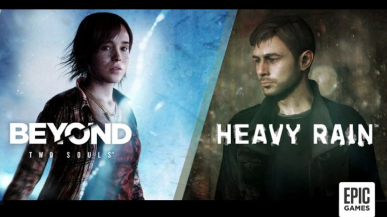 Enter To Win PC Codes For Beyond: Two Souls and Heavy Rain!