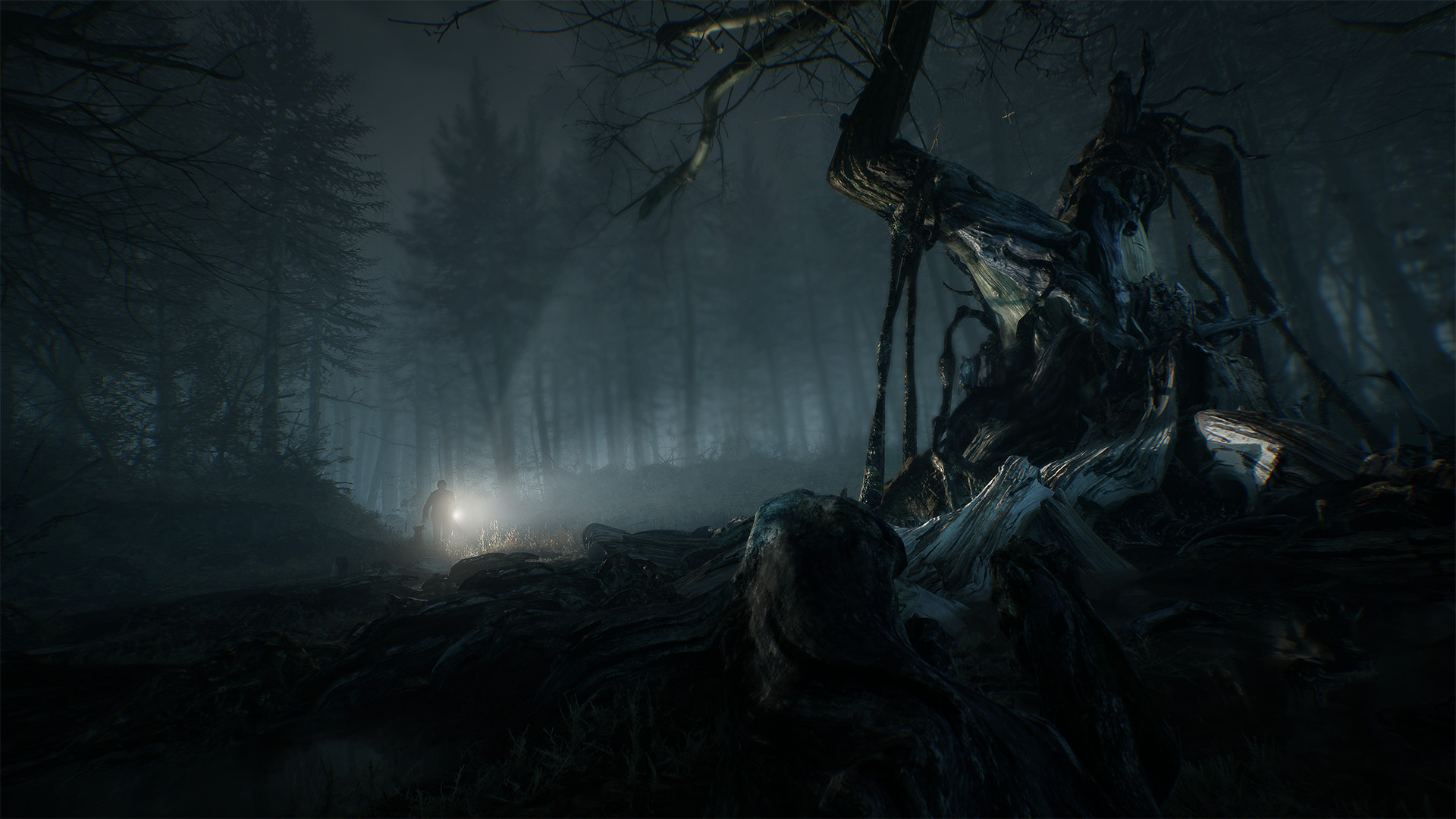 Blair Witch Hands On With The New Horror Game Den Of Geek