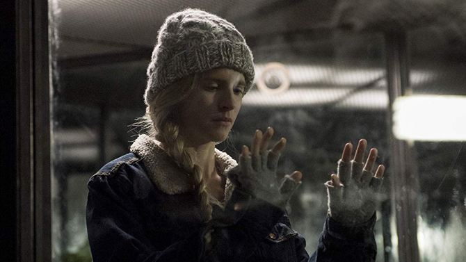Brit Marling in The OA; Netflix