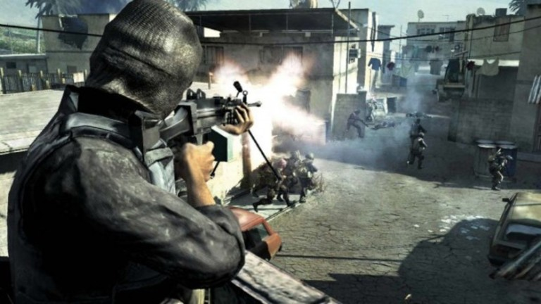 Call of Duty 4 Halo