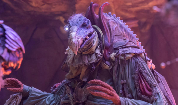 Dark Crystal: Age of Resistance, the Scientist; Netflix