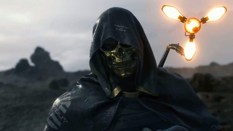 Death Stranding PS4 Exclusive