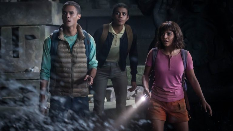 Isabela Moner in Dora and the Lost City of Gold Review