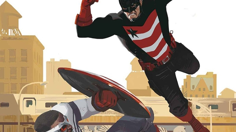 The Falcon and the Winter Soldier Villain Explained: Who is John Walker US Agent?