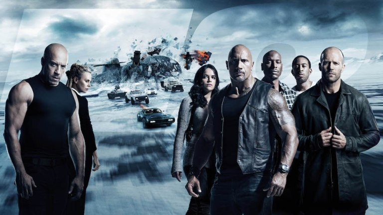 Fast and Furious Vin Diesel Dwayne Johnson Jason Statham Fights