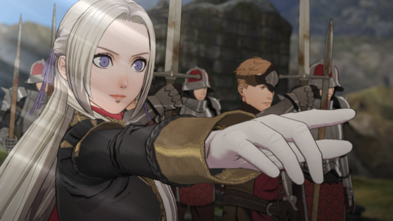 Fire Emblem Three Houses Review Nintendo Switch