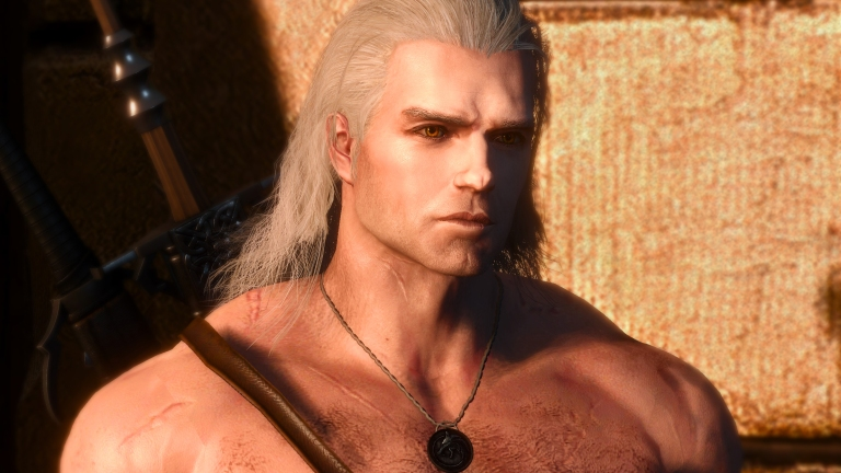 Henry Cavill The Witcher Mod