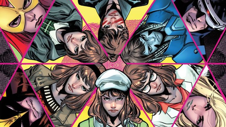 House of X #2 Cover