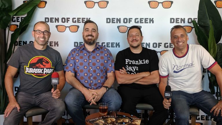 Impractical jokers sdcc 2019 interview misery index
