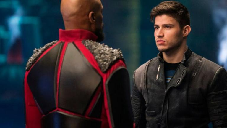 Krypton Canceled by Syfy