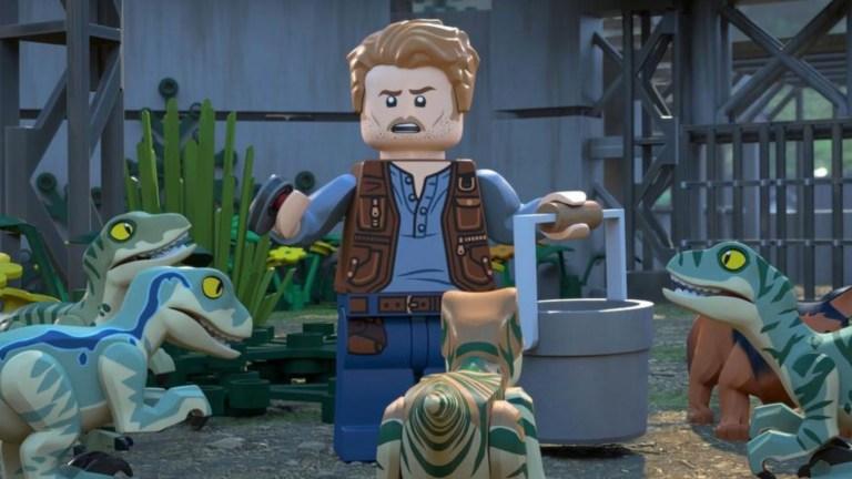 LEGO Jurassic World Nickelodeon