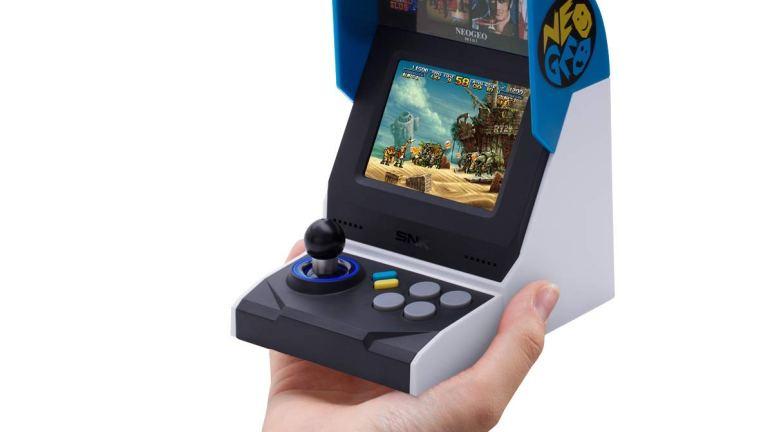 Neo Geo SNK Console Next Gen