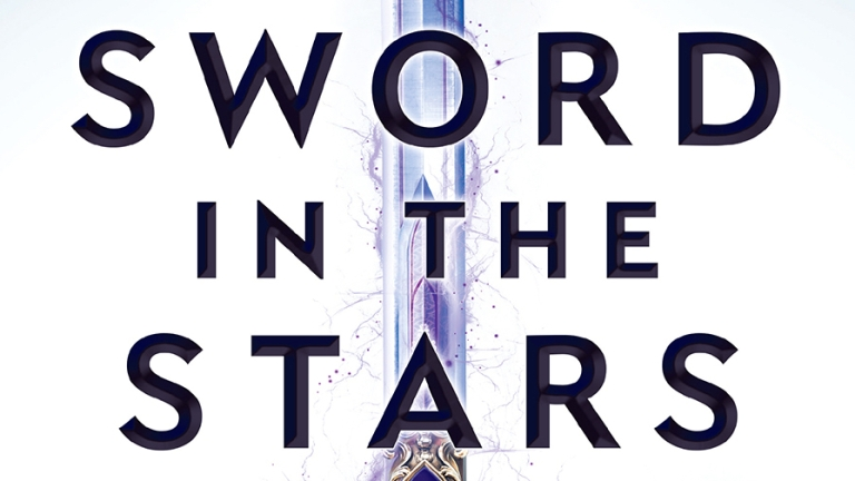 Cover of Once and Future Sequel Sword in the Stars