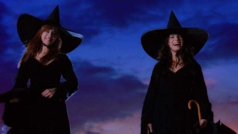 Practical Magic Nicole Kidman Sandra Bullock