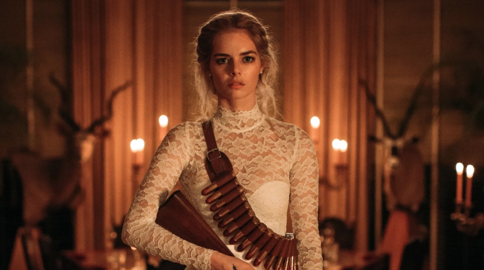 Ready or Not: Samara Weaving on the Bloodiest Game of Hide and ...