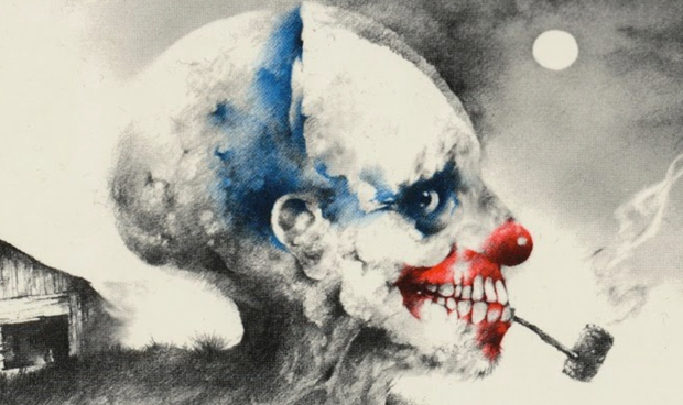 Scary Stories to Tell in the Dark cover art by Stephen Gammell