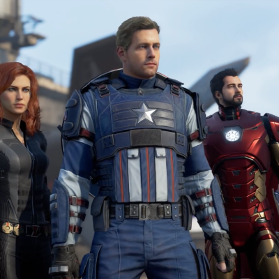 Marvel's Avengers Game: Hands-on Impressions
