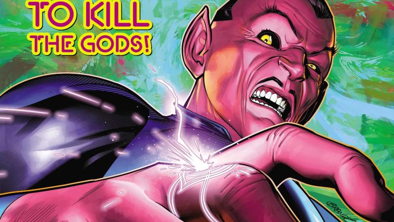 Sinestro in DC's Year of the Villain