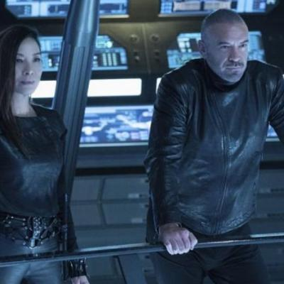 Star Trek: Discovery Spinoff Actor Michelle Yeoh