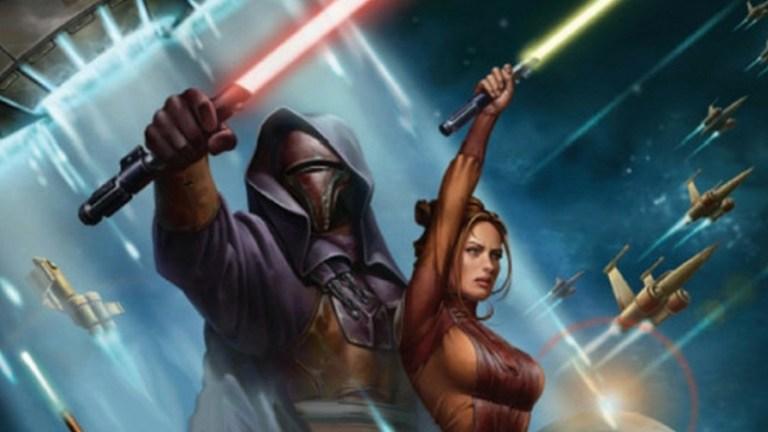 Star Wars Knights of the Old Republic: Darth Revan and Bastila Shan