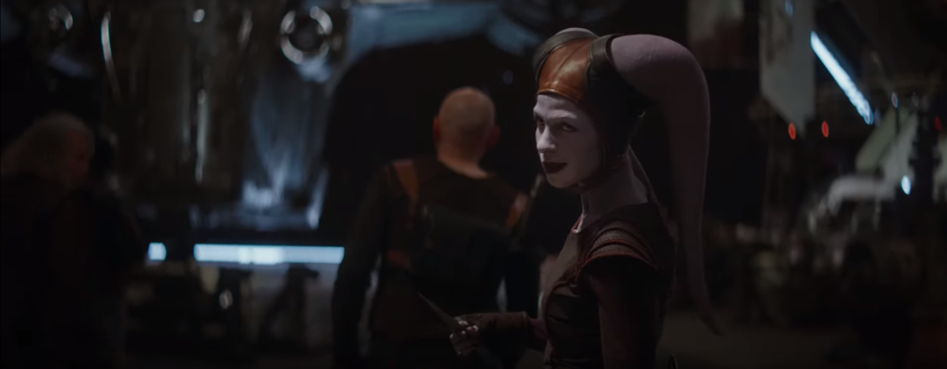 Star wars the mandalorian trailer