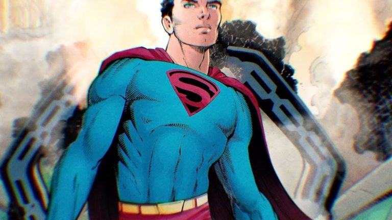 Superman: Year One New Costume by Frank Miller and John Romita Jr.