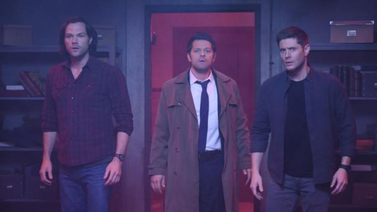 Supernatural Season 14 Episode 19: Jack in the Box