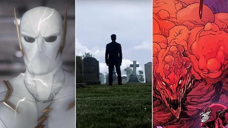 The Flash Season 6 Villains: Bloodwork and Godspeed