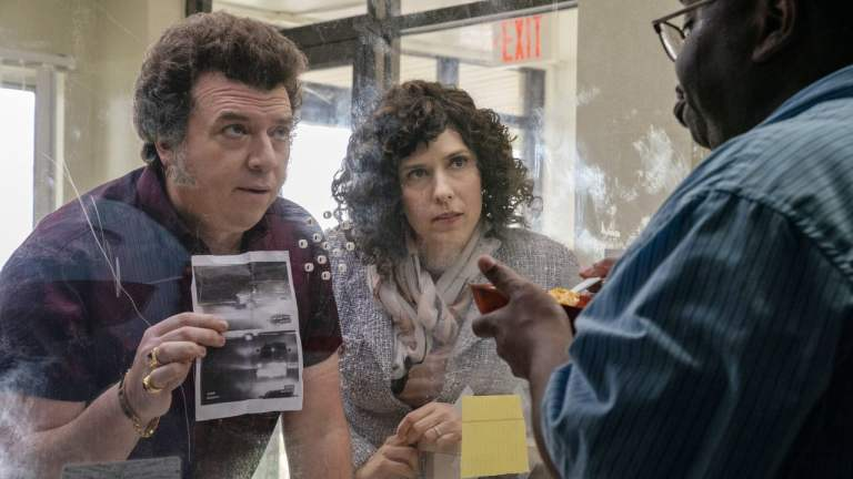 Eli and Judy Gemstone hunt for the blackmailers in Episode 2 of the Righteous Gemstones