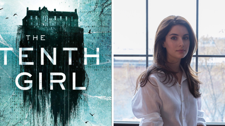 The Tenth Girl Cover and Author Photo