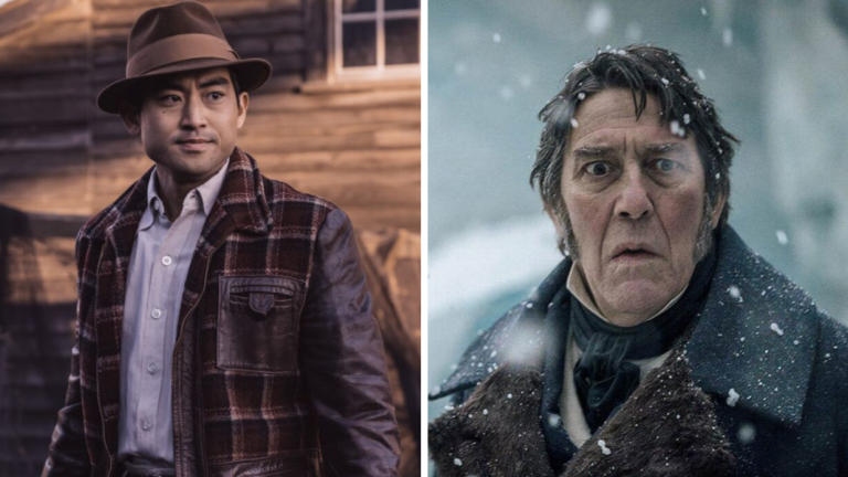 Cast Members From The Terror: Infamy and The Terror Season 1
