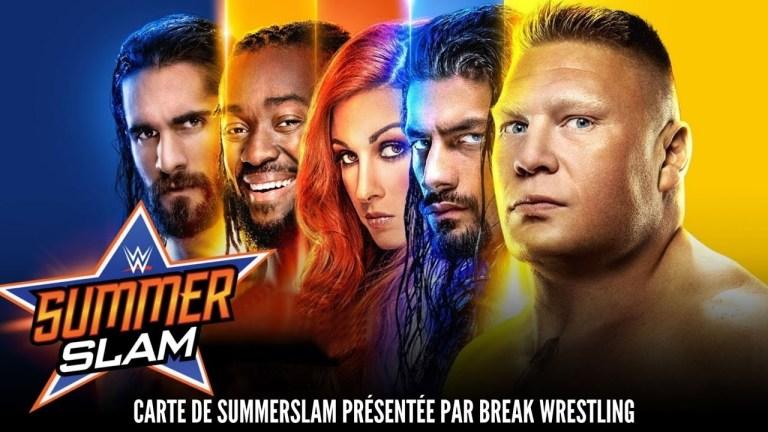 WWE SummerSlam 2019 News