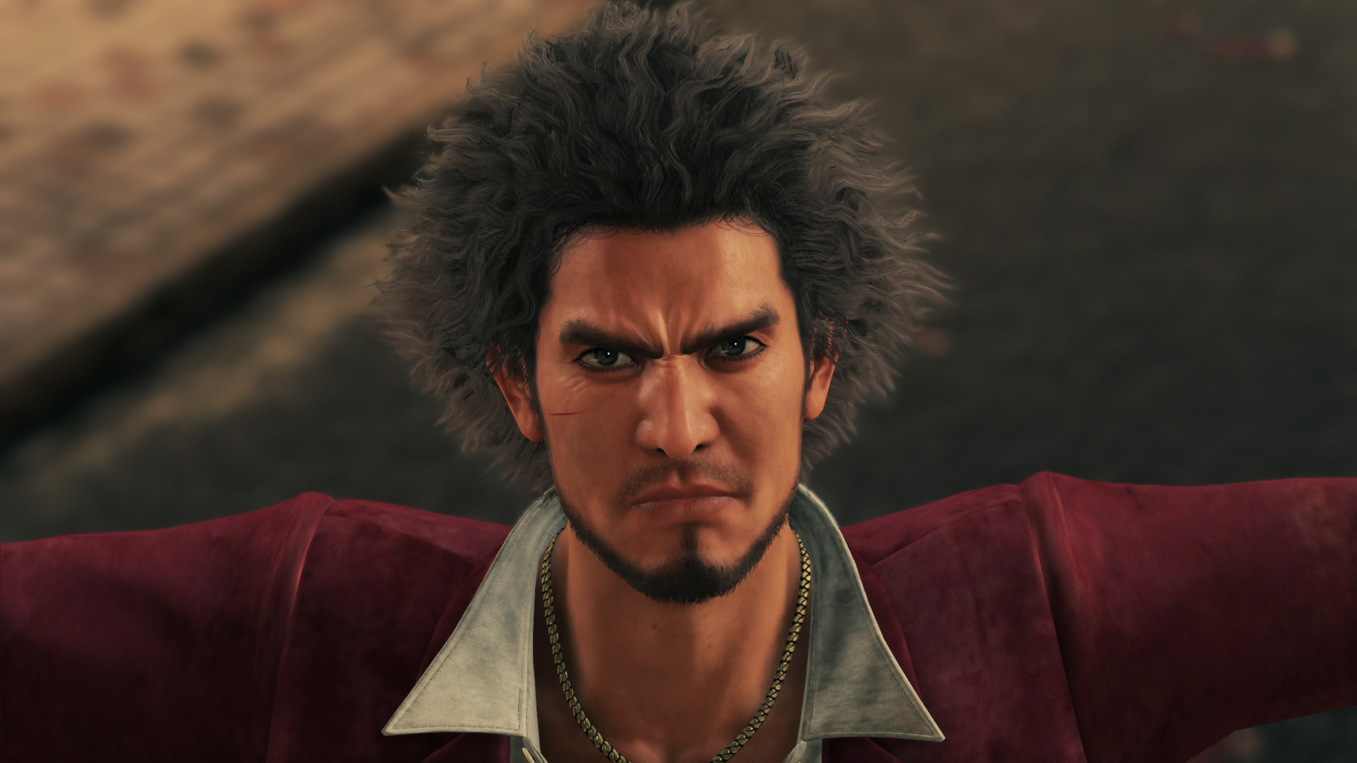 Yakuza Like A Dragon Release Date Trailer Gameplay Story And News Den Of Geek