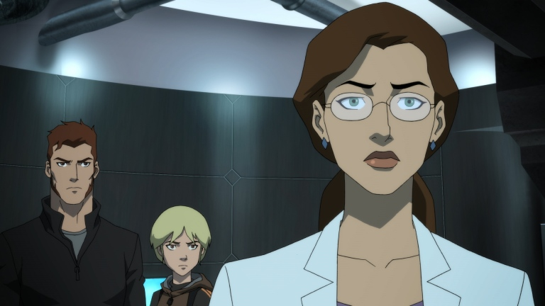 Young Justice: Outsiders Season 3 Episode 22 Review - Antisocial