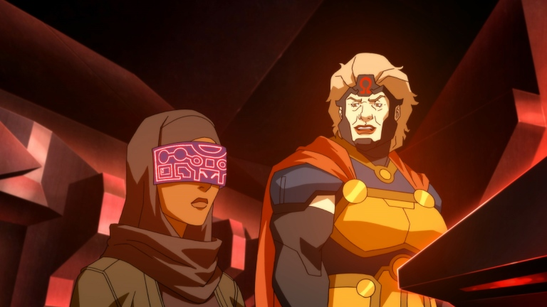Young Justice Outsiders Season 3 Episode 23 Review: Terminus