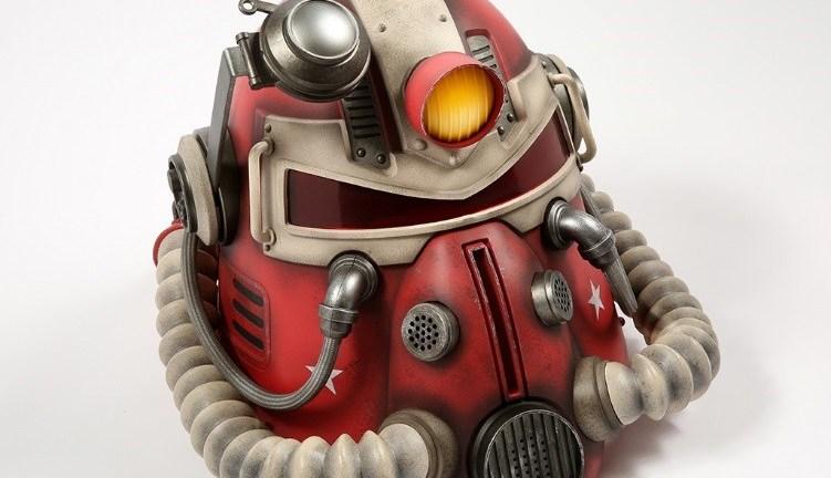 Fallout 76 Helmet Recall
