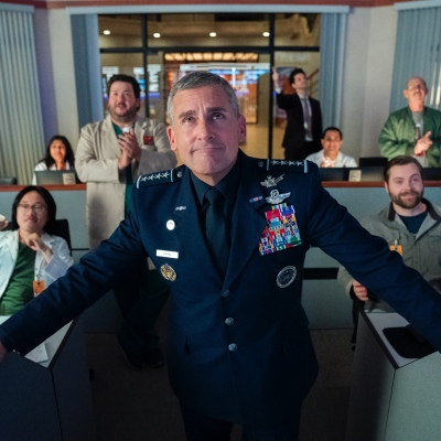 Space Force Netflix Steve Carell Release Date Cast Trailer
