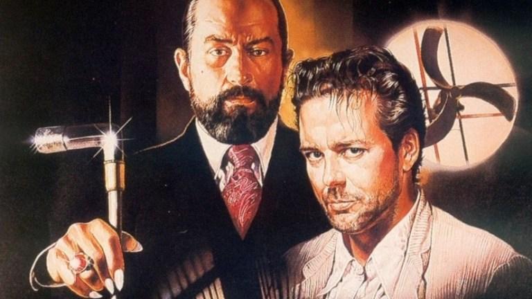The Irishman: Mickey Rourke and Robert De Niro