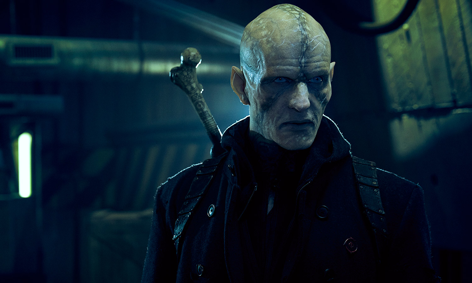 Best Horror TV Shows The Strain