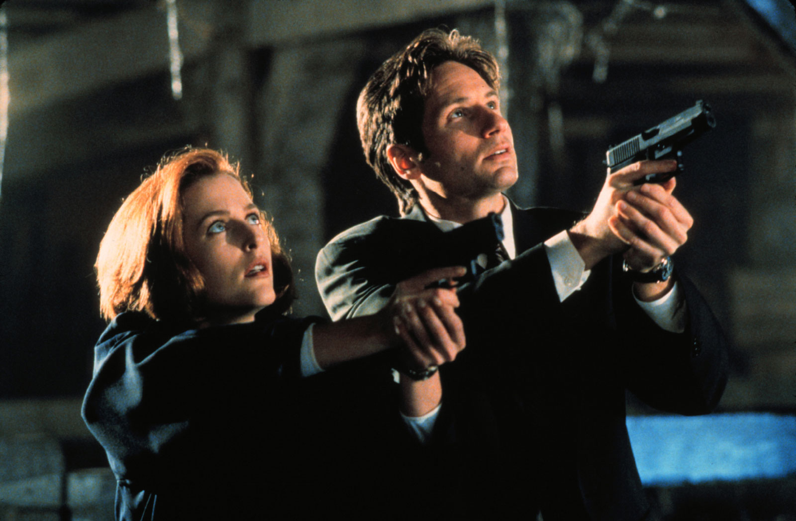 Best Horror TV Shows The X-Files